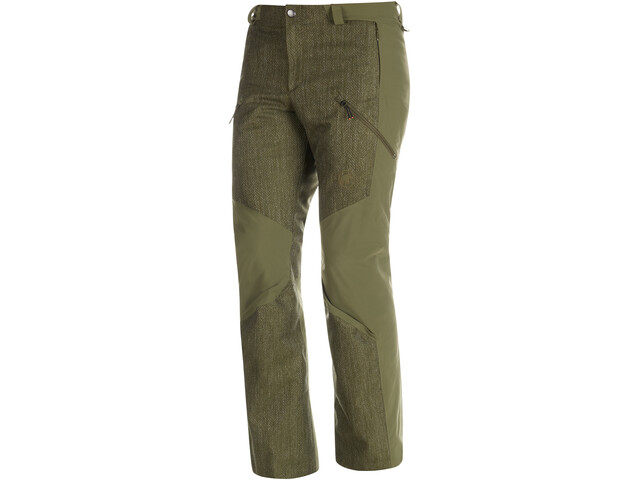 Mammut Cambrena HS Pantalones Térmicos Hombre, iguana